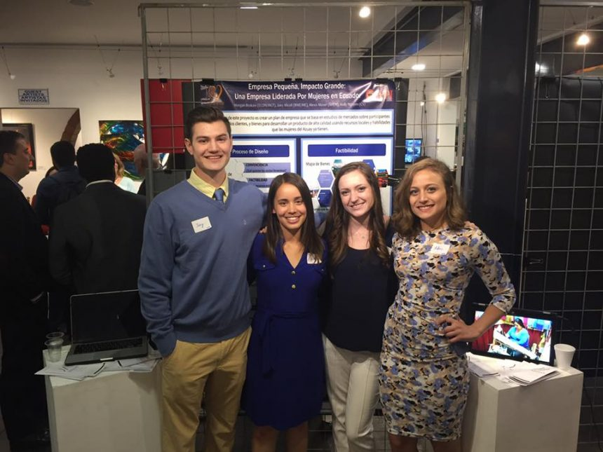 Hearts of Gold and WPI University Students Develop Business Plan to Help Impoverished Women